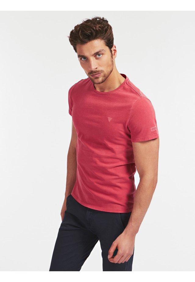 T-shirt basic - rot