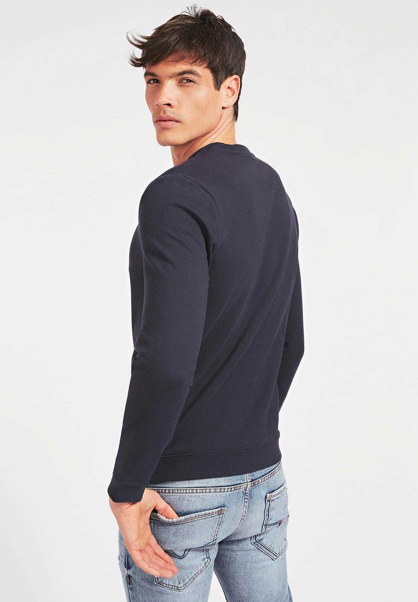 Große Förderung Guess T-Shirt print - blau | Damenbekleidung 2020
