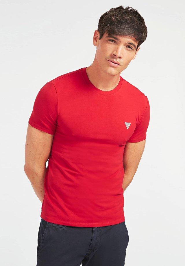 COUPE - T-shirt basic - rouge