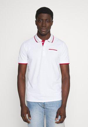 LES SS POLO - Koszulka polo - blanc pur