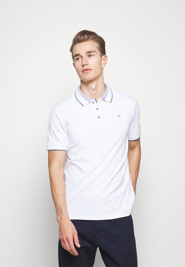HORATIO  - Poloshirt - blanc pur