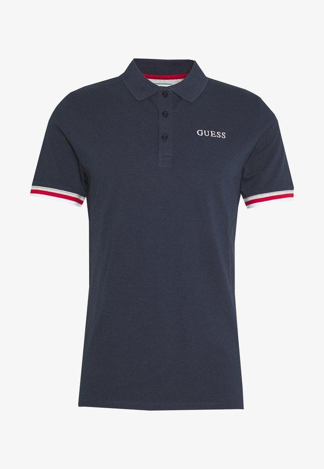 CLANCY  - Poloshirt - blue navy