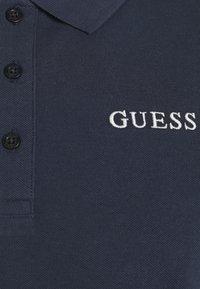 Guess - CLANCY  - Koszulka polo - blue navy - 0