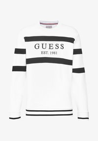 Guess - JACK - Sweatshirt - true white - 5