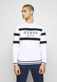 Guess - JACK - Sweatshirt - true white - 0