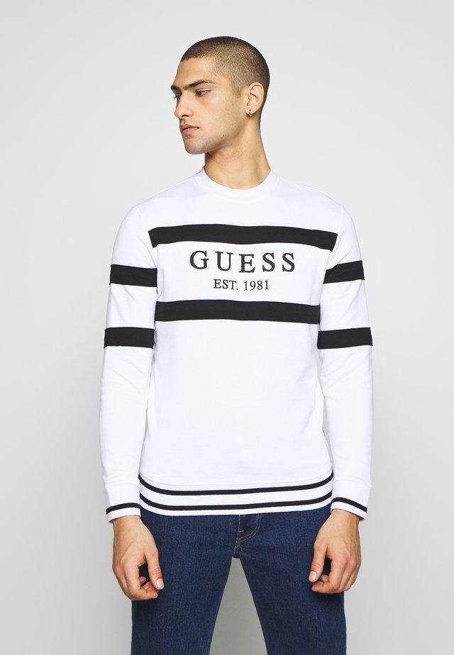 JACK - Sweatshirt - true white