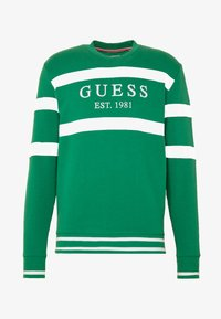 Guess - JACK - Sweatshirt - field green - 4