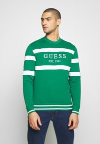 Guess - JACK - Sweatshirt - field green - 0