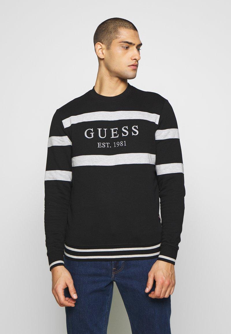Guess - JACK - Sweatshirt - jet black