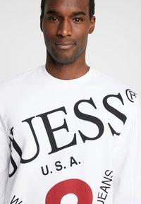Guess - HUFFIE - Sweatshirt - true white - 3
