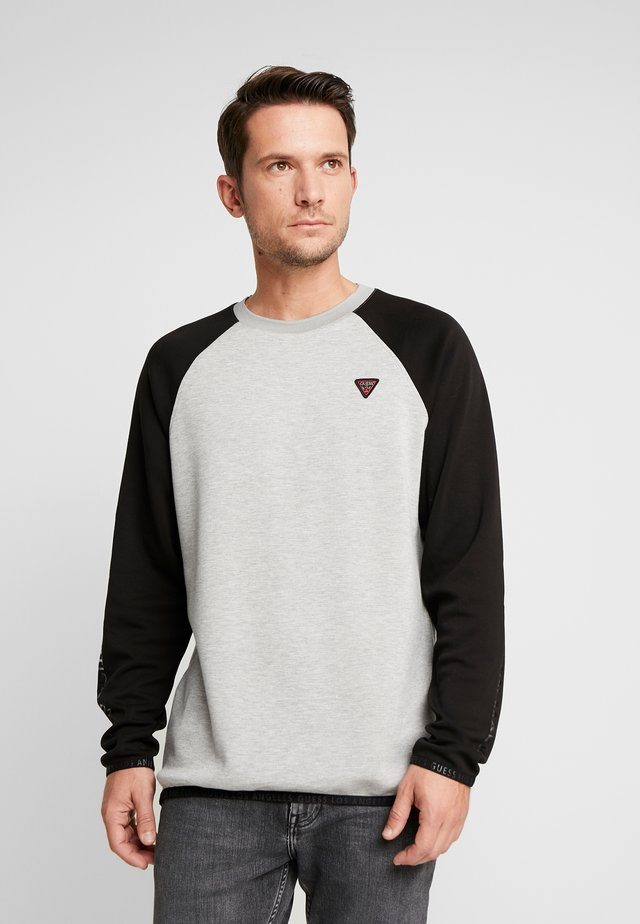 IRON BORN KNIT - Sweater - black