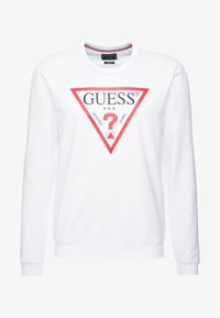 Guess - AUDLEY - Felpa - true white - 4