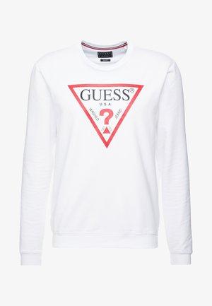 AUDLEY - Sweatshirt - true white