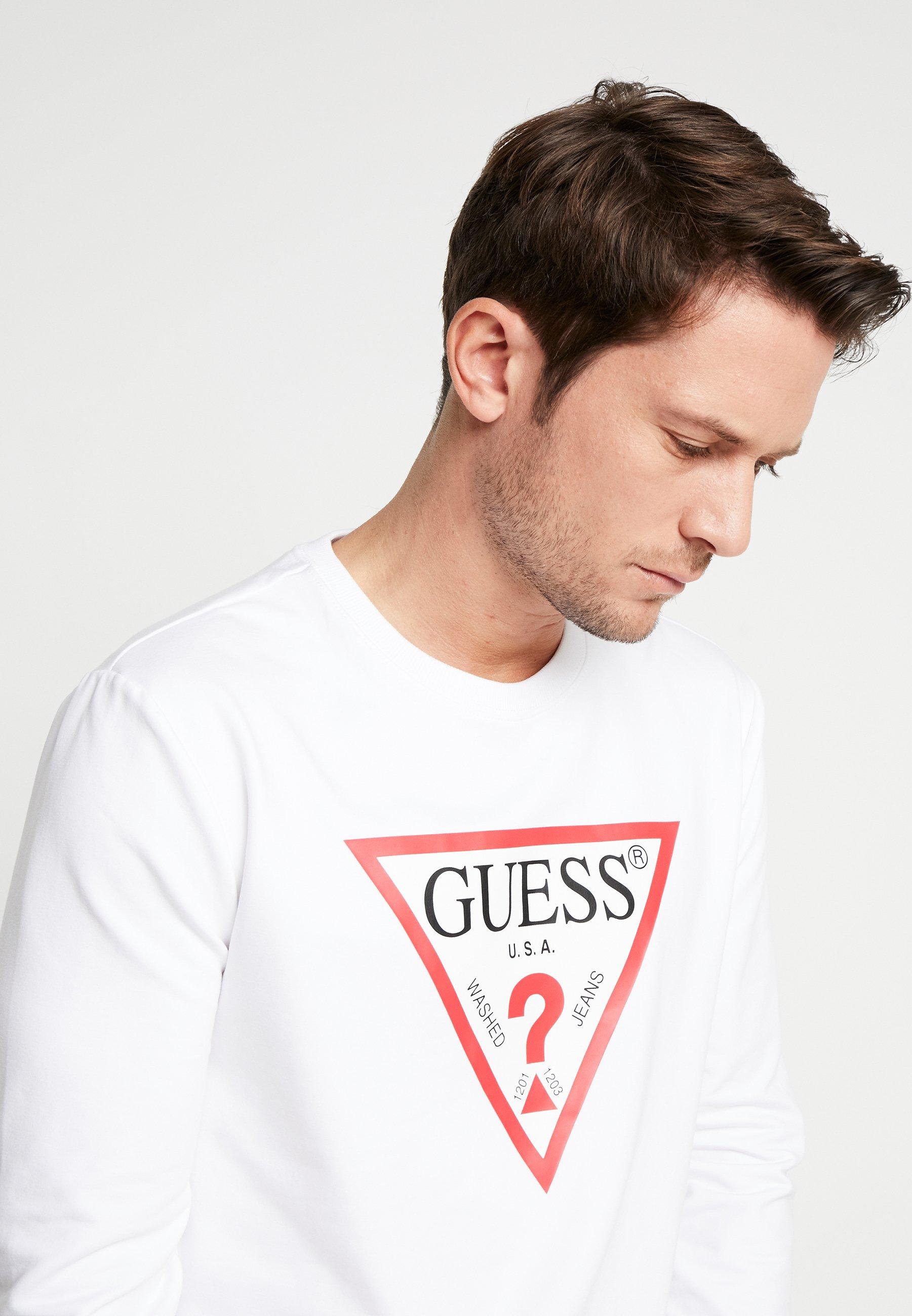 Guess Audley - Sweatshirt True White UK