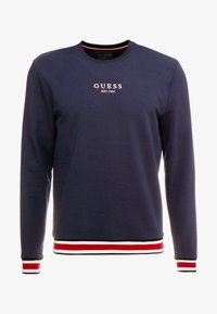 Guess - AUDLEY - Bluza - blue navy - 3