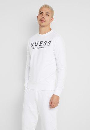 ALVAR - Sweatshirt - true white