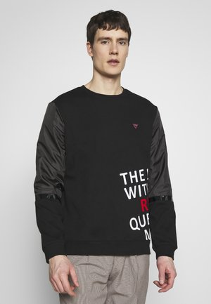 SANFORD - Sweatshirt - jet black