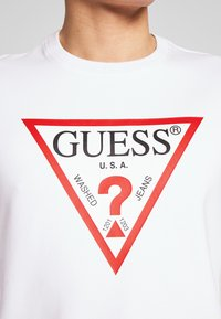 Guess - AUDLEY - Bluza - blanc pur - 5