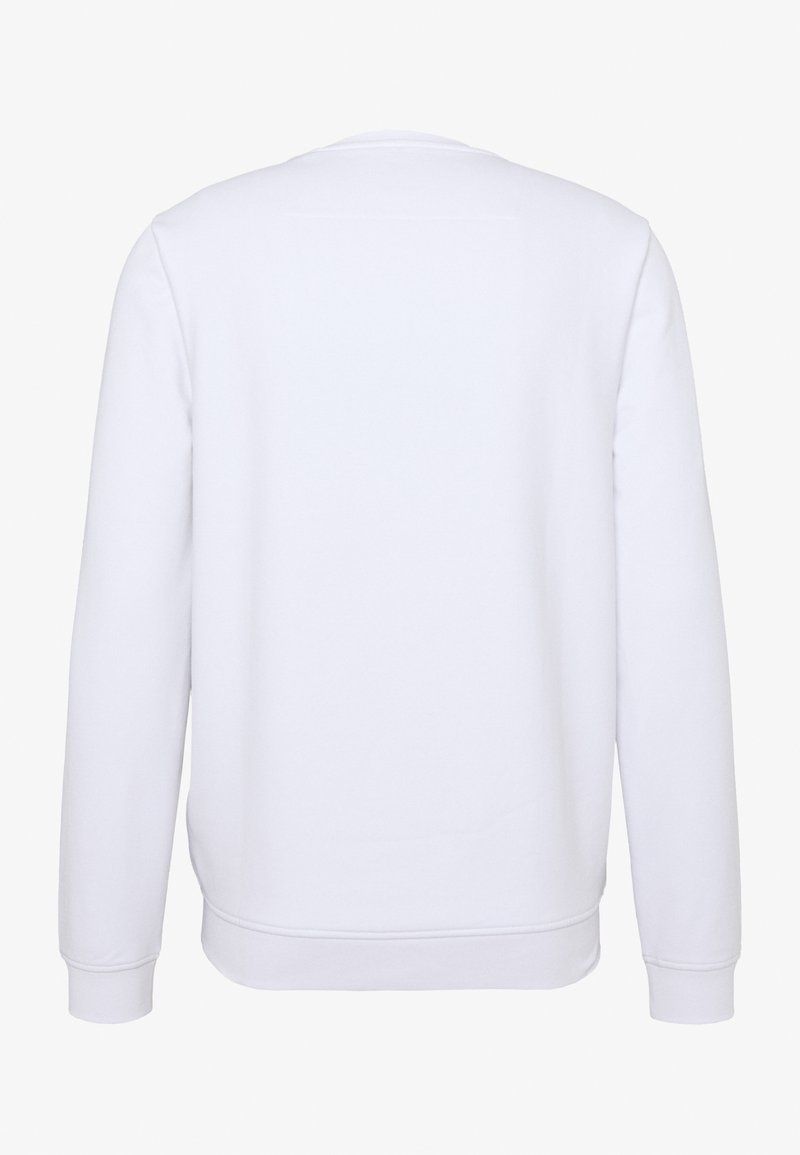 Guess AUDLEY - Sweatshirt - blanc pur
