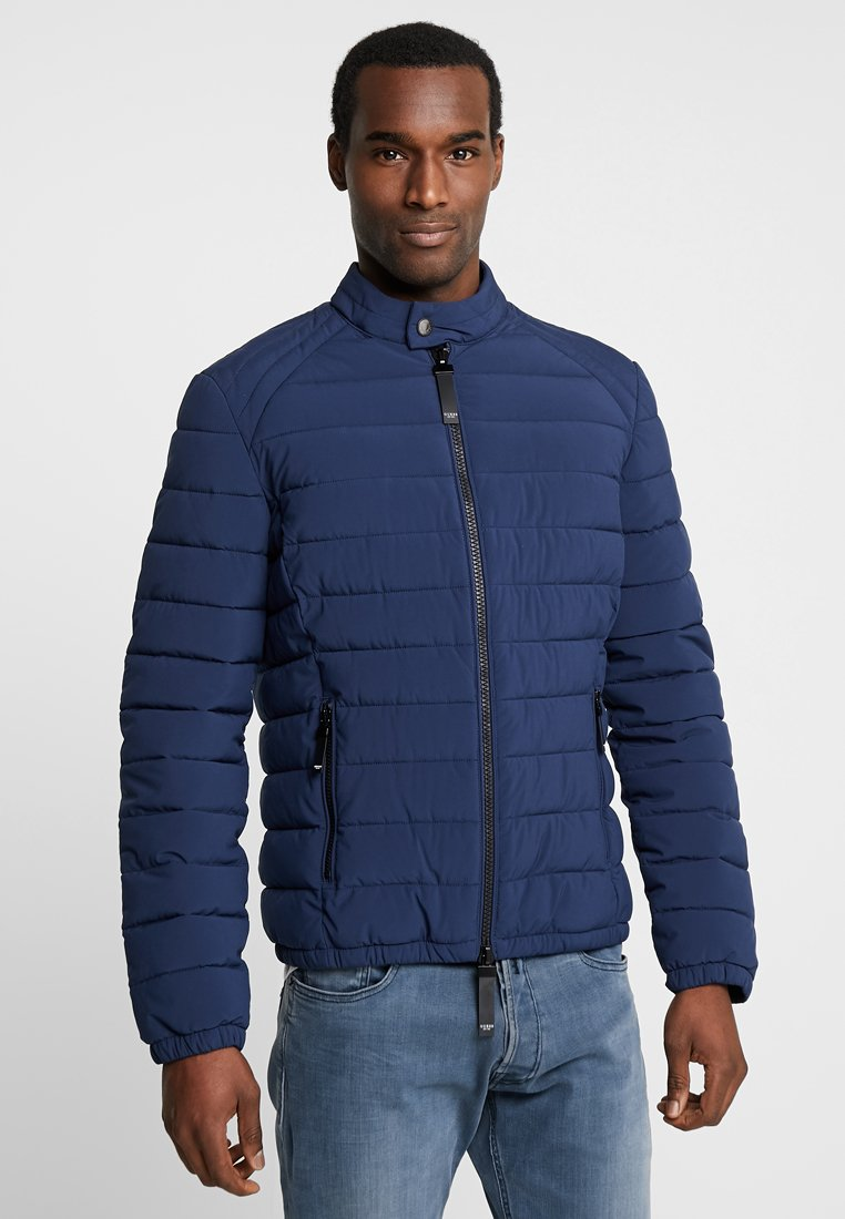 Guess - Winter jacket - blue navy