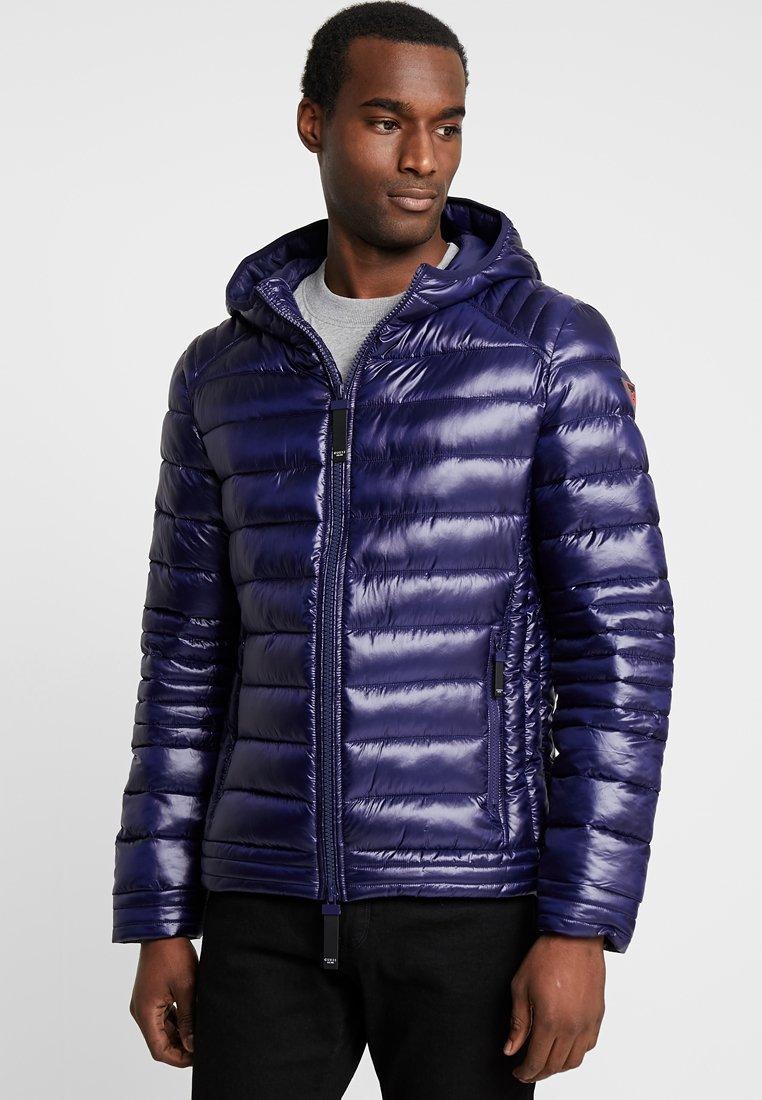 Guess - SUPER LIGHT - Winter jacket - blue navy