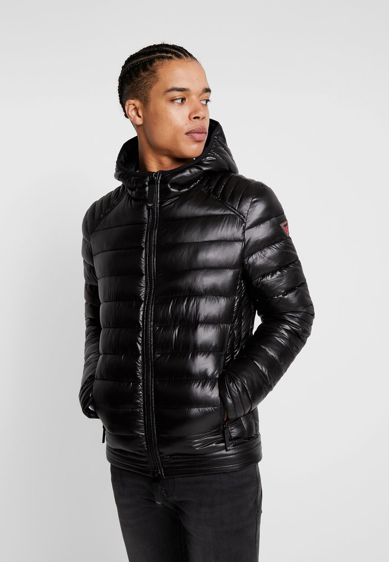Guess - SUPER LIGHT - Winterjas - jet black