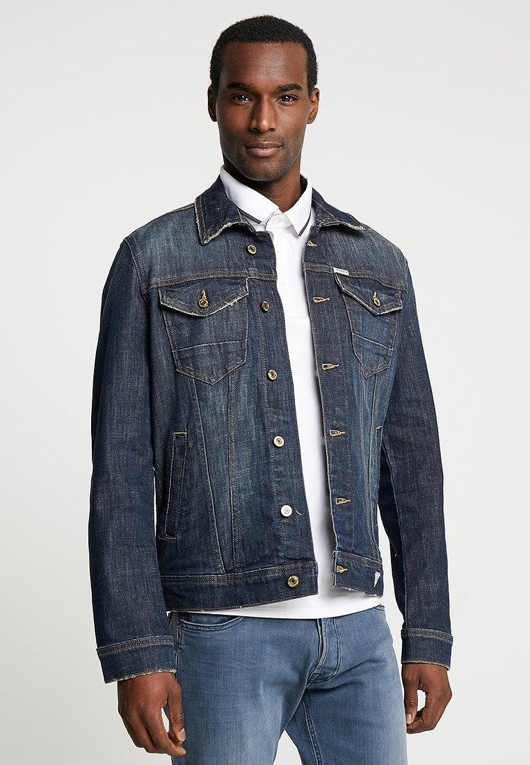 Guess - WILLIAM  - Denim jacket - blue denim