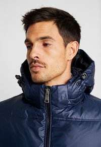 Guess - Down jacket - blue navy - 4