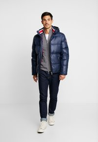 Guess - Down jacket - blue navy - 1