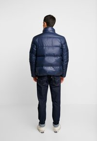 Guess - Down jacket - blue navy - 3