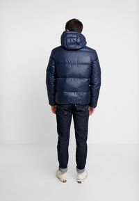 Guess - Down jacket - blue navy - 2