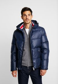 Guess - Down jacket - blue navy - 0