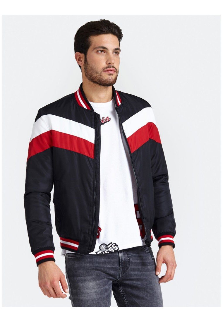 Guess - Bomber Jacket - black
