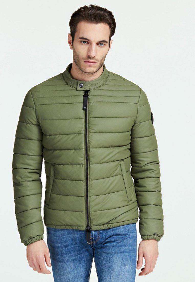 Guess - Light jacket - green