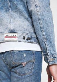 Guess - WILLIAM JACKET - Veste en jean - the coney - 5