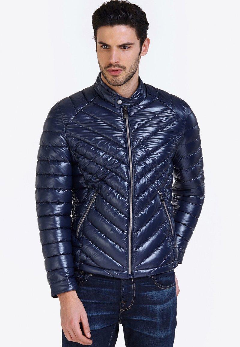 Guess - Light jacket - blue
