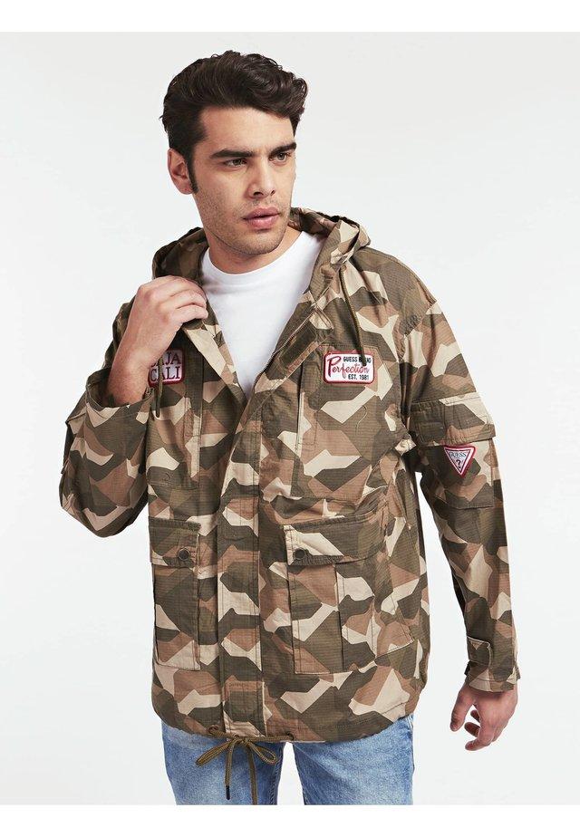 Outdoorjas - camouflage