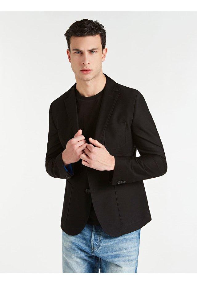 blazer - schwarz