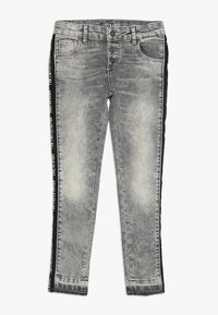 Guess - ANKLE LENGHT - Skinny džíny - sporty acid wash - 0