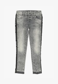 Guess - ANKLE LENGHT - Skinny džíny - sporty acid wash - 4