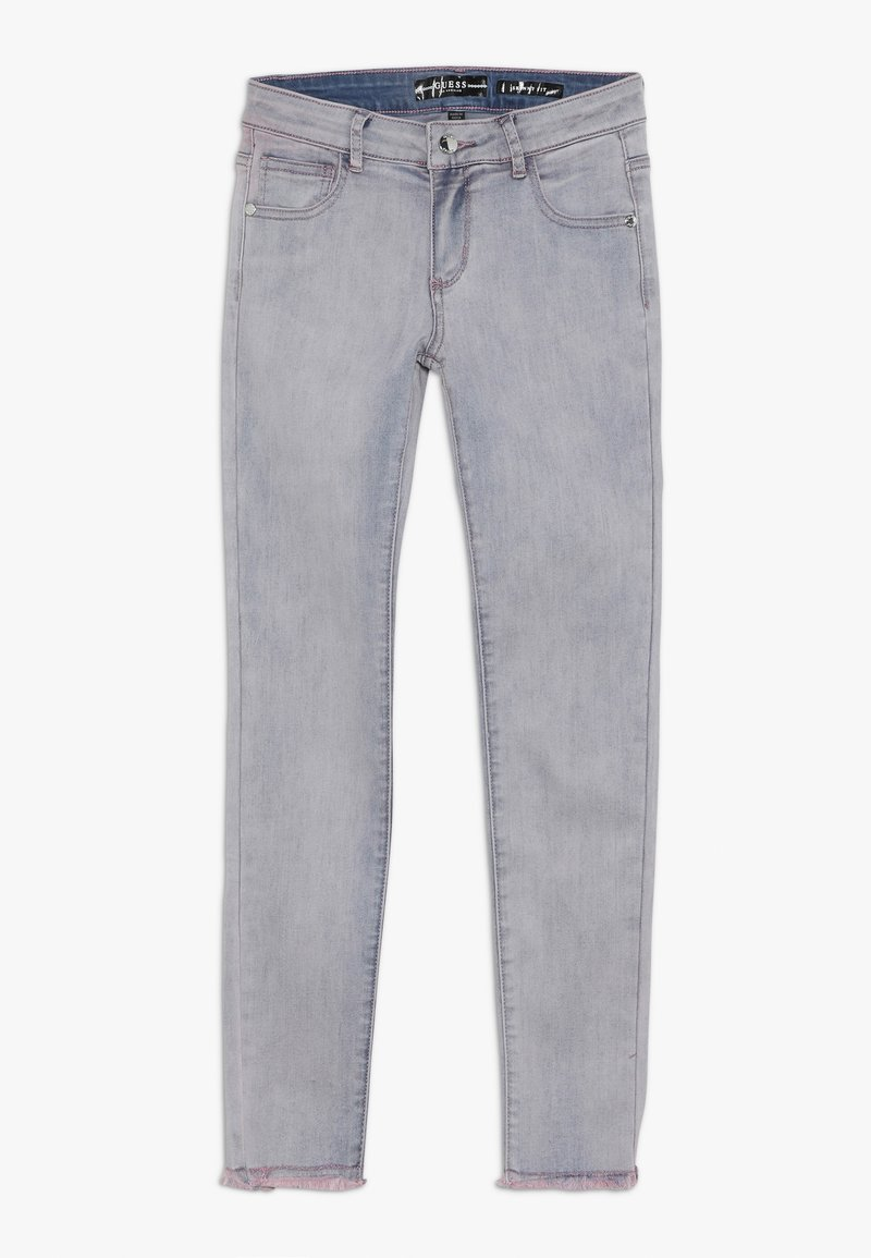 Guess - JUNIOR SKINNY PANTS - Jeans Skinny Fit - cloudy pink blue