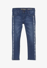 Guess - TODDLER SKINNY PANTS - Skinny džíny - spray shaded blue - 2