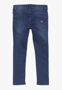 Guess - TODDLER SKINNY PANTS - Skinny džíny - spray shaded blue - 1