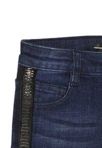 Guess - JUNIOR HIGH WAIST PANTS - Skinny džíny - rinse blue shaded - 3