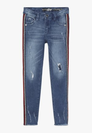 JUNIOR PANTS - Skinny džíny - blue denim