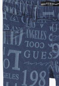 Guess - JUNIOR JEGGINGS PANTS - Skinny džíny - blue - 3