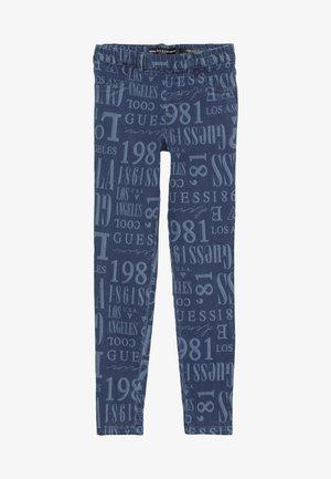 JUNIOR JEGGINGS PANTS - Skinny džíny - blue