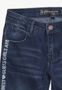 Guess - JUNIOR SKINNY PANTS - Skinny džíny - spray shaded blue - 3