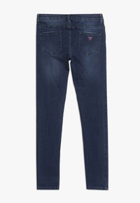 Guess - JUNIOR SKINNY PANTS - Skinny džíny - spray shaded blue - 1