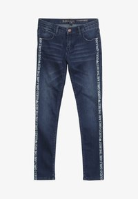 Guess - JUNIOR SKINNY PANTS - Skinny džíny - spray shaded blue - 2